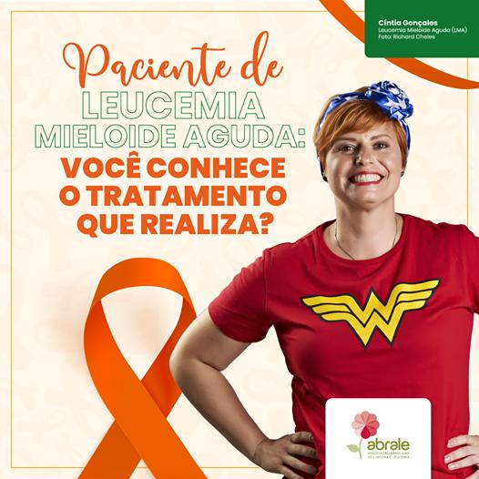 ABRALE - Associação Brasileira de Linfoma e Leucemia